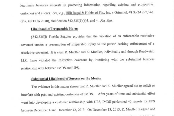 Is My Driving Safe vs Mueller and Roadwatch Permanent Injunction1024_9