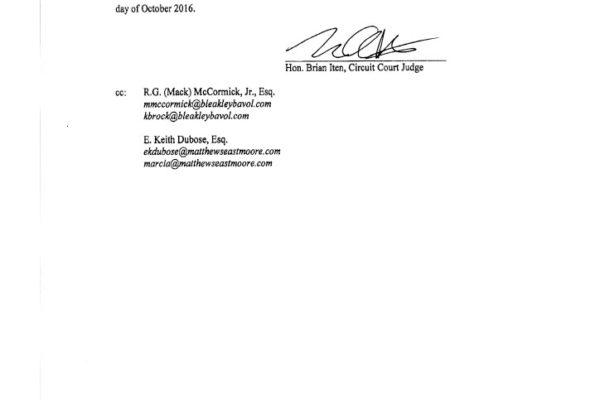 Salzberg vs Sarasota Shoppingtown-Order Granting Defs MSJ - Signed by Judge1024_2