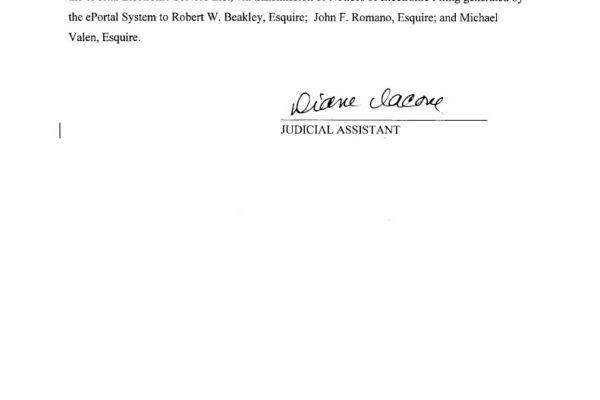 Toucet vs Spartan Staffing LLC - Order on Defendents1024_4